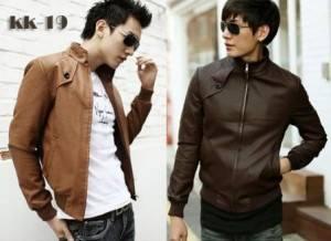 Jaket model korea kode KK 19 model jaket maskulin pantas untuk anda yang ingin tampil keren