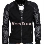 Jaket Pria Model NIGHT BLACK