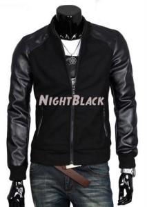 Jaket Night Black Ariel NOAH Yang Keren Simple Dan Berwibawa
