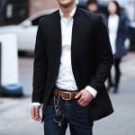 KODE JG 310 Model Blazer Pria Terbaru Jaket Blazer Pria Murah Hitam Polos