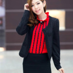 Blazzer Wanita Model Blazer Kerja Wanita Terbaru 2015
