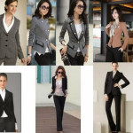 Busana wanita tips memilih baju sesuai bentuk tubuh dan memilih blazer wanita