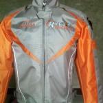 Contoh Gambar Atau Foto Design Jaket Touring Dengan Kombinasi Warna Yang Cantik