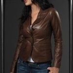 Jaket kulit wanita model blazer model jaket korea wanita pilihan Ideal