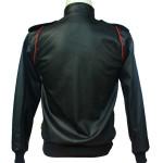 Jaket semi kulit ariel belakang model keren