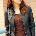 Jual Model Jaket Korea Wanita Murah Jaket Kulit Cewe Korea
