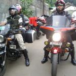 Perlengkapan Untuk Touring Sepeda Motor Lengkap Untuk Keamanan