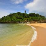 Touring Bersama ke Pantai Drini di Gunungkidul Yogyakarta