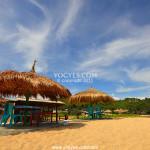 Touring Pake Jaket Motor ke Pantai Drini di Gunungkidul Yogyakarta