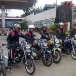 Touring motor RX King klub