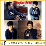 Foto Terbaru Ariel NOAH Band Dalam Akun Instagram Dan Twitter Pake Sweater Terbaru 2015