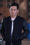Jaket Baseball Model Night Black Ariel
