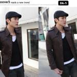 Jaket Model Korea Semi Kulit Pusat Jaket Ala Korea Untuk Wanita Dan Pria