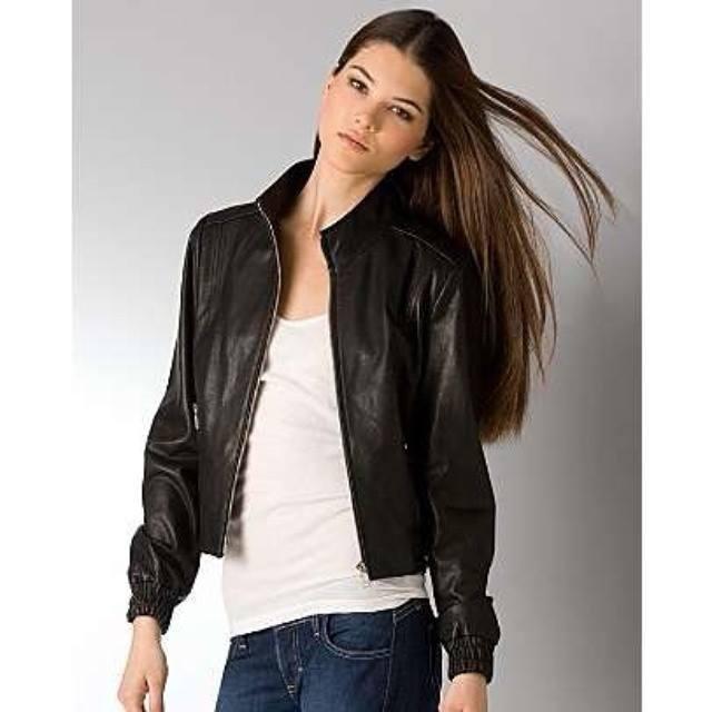 Jaket Wanita Murah BLACK 1 Gambar Jaket Wanita Modern