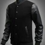 Model Jaket Kombinasi Semi Kulit Fleece Mencari Penjual Fashion Jaket Korea Terbaru dan Terbaik