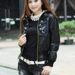 Model Jaket Kulit Wanita Imitasi Mencari Penjual Fashion Jaket Korea Terbaru dan Terbaik