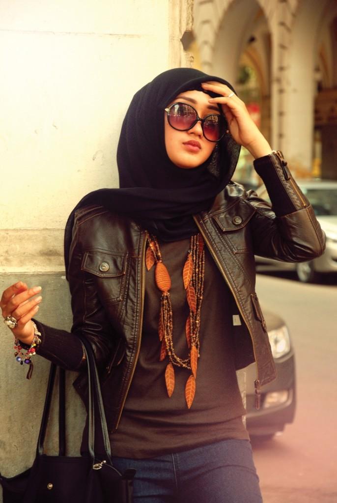 Model Jaket Semi Kulit Wanita DIAN PELANGI Online Shop Jaket Wanita