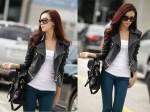 Jaket Wanita Kode Ladies Korea