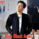 Jaket Blue Black Keren Koleksi Foto Foto Ariel NOAH Terbaru Dan Terkeren