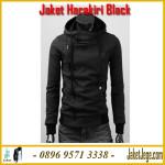 Model Jaket Korea Keren Jual Jaket Harakiri Black atau Hitam