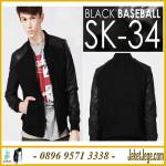 Sporty Dengan Baju Sweater Baseball Murah Model Jaket Varsity Keren Murah