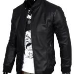 Dark Night Bangga Dengan Penampilan Jaket Kulit Pria Keren