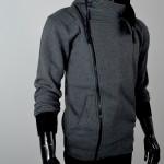 JK-75 Abu Tua Sweater Korea Untuk Para Fashionista