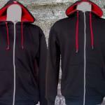 Jaket Couple Hitam Polos Sweater Couple Bikin Hubungan Lebih Romantis