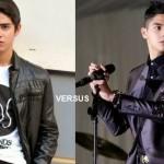 Aliando Versus Al Ghazaly Gantengan Siapa dengan jaketnya