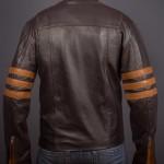 Xmen Leather Jacket Jaket Kulit Wolverine Yang Semakin Garang