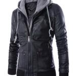 1 Color Model Jaket Kulit Pria Keren Terbaru
