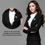 Blazer Modern Untuk Kantor Cara Memilih Blazer Korea Untuk Wanita
