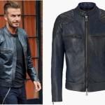 Jaket Beckham JG-08 Model Jaket Kulit Pria Keren Terbaru