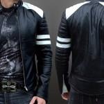 Jaket Kulit Bikers Jaket Kulit Motor Jaket Sport Untuk Pria
