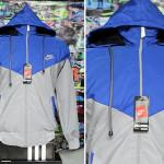Jaket Nike Parasit Abu Biru Model Jaket Pria 2015 Dengan Berbagai Desain