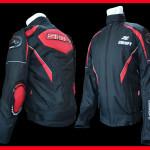 Jaket Shift Strip Merah Model Jaket Touring Model Jaket Pria 2015 Dengan Berbagai Desain