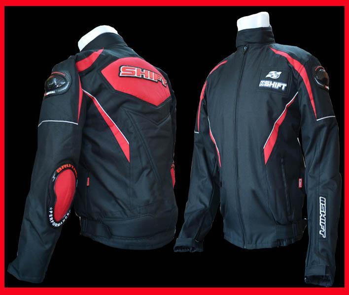 Jaket Shift Strip Merah Model Jaket Touring Model Jaket Pria 2015 Dengan  Berbagai Desain f57bd6a8b8