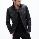 Model Jaket Kulit Pria Macho Jaket Terbaru 2015 Untuk Cowok Keren
