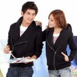 Sweater Hoodie Jumper SC-05 Hitam Tips Memilih Sweater Couple Agar Tetap Tampil Gaya