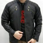 Wolverine Semi Leather Istimewanya Model Jaket Kulit Pria Terkeren