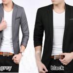Blazer Pria Casual BP-023 Cara Memilih Baju Jas Korea Modern Yang Paling Pas