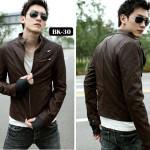 Jaket Kulit Imitasi SK-20 Coklat Kelebihan Jaket Sintesis yang Tengah Trend Sekarang Ini