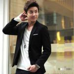 Model Blazer Pria BP-021 Cara Memilih Baju Jas Korea Modern Yang Paling Pas