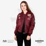 Jaket Bomber Wanita Terbaru ALBARTOS ICEBERG