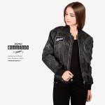 Jaket Bomber Wanita Terbaru COMMANDO SHOOTER