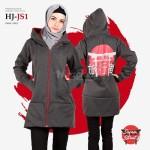 Jaket Wanita Distro HJ-JS1