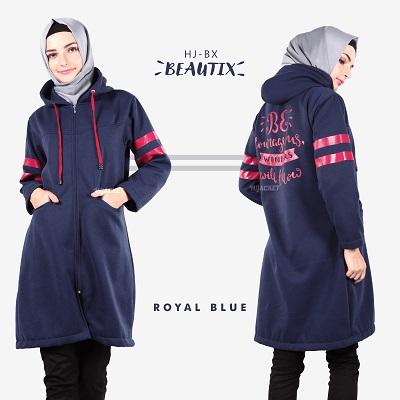Model-Jaket-Wanita-Terbaru-2017-HJ-BX ROYAL BLUE