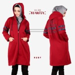 Model Jaket Wanita Terbaru 2017 HJ-BX RUBI