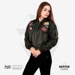 Jaket Bomber Wanita Terbaru RAPTOR-ICEBERG