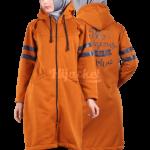 model jaket wanita muslimah terbaru masa kini 2017- 2018-Beautix